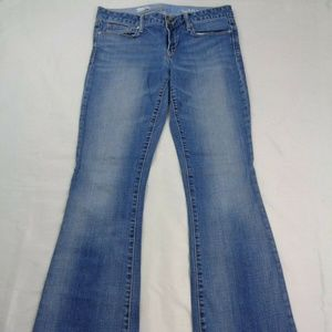 Gap Womens Jeans Size 29/8R Light Blue Wash Sexy
